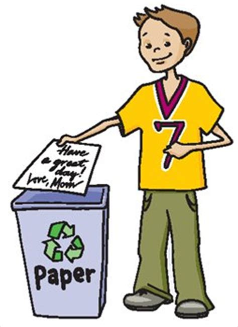 Recycling, Reducing, and Reusing - College Essay Writing
